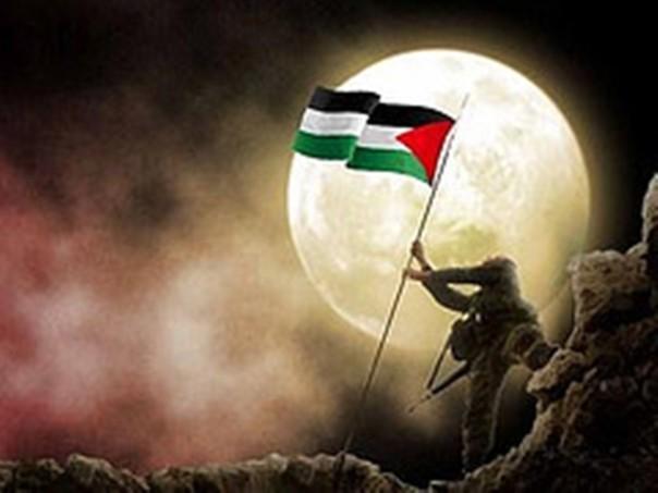 لوحات رمزية لفلسطين Free_palestine